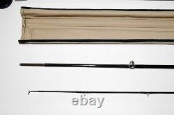 6' 3 4wt Berkley Stream Specialist IV graphite fly rod with sock and tube VG NR