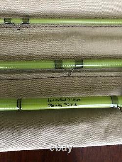 Barclay Built Ijuin 7 3wt. Glass Fly Rod