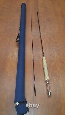 Custom built fly rod 6' 4 wt. Orvis blank. Never Fished