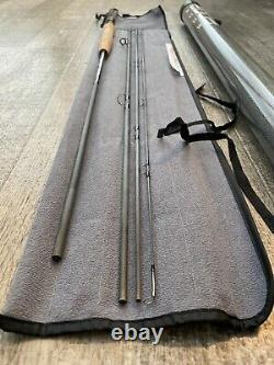 Edge 86 4wt Gamma Alpha Fly Rod by Gary Loomis G loomis Cork Handle