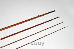 Expert 20 Double Built bamboo fly rod with two tips NR