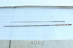 Fenwick Feralite FF806 8' Fly Rod Fishing Pole 2 Piece AFTMA Fly Line 6 3 1/8 oz