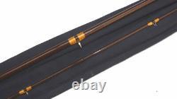 Fine Hardy Jet 86, 2 piece hollow glass fibre trout fly rod, #6 best condit