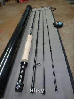 G. Loomis NRX+ 9' 4 Weight 4 Piece Fly Rod
