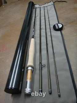 G. Loomis NRX+LP 9' 5 Weight 4 Piece Fly Rod