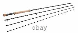 Greys GR70 4 Piece Competitor Special Trout / Salmon Fly Fishing Rod All Sizes
