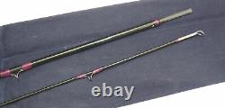 Hardy Favourite Graphite Fly trout rod 8 1/2' 2-piece, line #5/6 + makers or