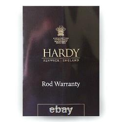 Hardy Ultralite 9 FT 6 WT Fly Rod Free Hardy Reel Free Fast Shipping