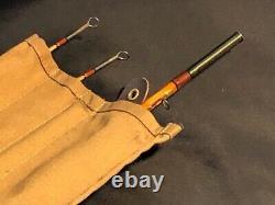 Leonard Duracane bamboo fly rod