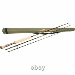 NEW AIRFLO DELTA CLASSIC TROUT FLY RODS 8ft 9ft 10ft Tube lifetime warranty