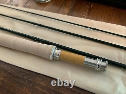 NWT RL Winston Air 9' 6wt 4-Piece Fly Rod with Tube, Fly Fishing Rod for Trout