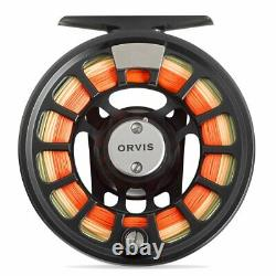 New Orvis Hydros II Fly Reel In Matte Blue For 3, 4 Or 5 Weight Rod Free Us Ship
