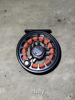 ORVIS HYDROS SL II Large Arbor FLY REEL Great For 3-5 WT Rod