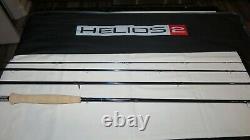 Orvis Helios 2 Fly Rod 10' 4 Wt. Tip Flex 4 Piece