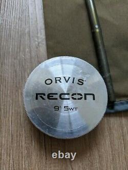Orvis Recon 9' 5 weight fly rod previous generation