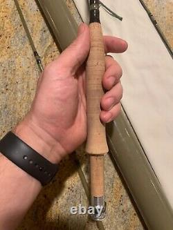 Orvis Superfine Glass 5wt 8'0 Fly Rod Great Condition