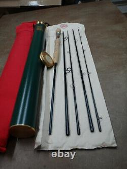 R. L. Winston BL5 9' 6 Weight 5 Piece Fly Rod with Fighting Butt
