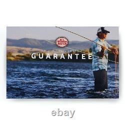 R L Winston Pure 8 FT 4 WT Fly Rod FREE FLY LINE FREE 2 DAY SHIPPING