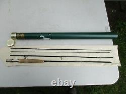 R. L. Winston Rod Co. Boron II-MX 9' 5wt 3 1/4 oz 50 Yrs Trout Unlimited Fly Rod