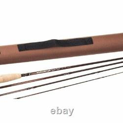 Redington 490-4 Lightweight 4 Piece Classic Trout Angler Small Fly Fishing Rod
