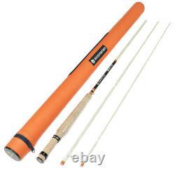Redington Butter Stick 476-3 Fly Rod 4wt 7'6