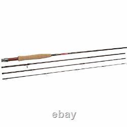 Redington Classic Trout 480-4 8' 0 #4 Weight 4 Piece Fly Rod, Tube, Warranty