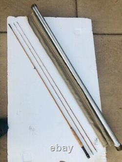 Ron Kusse vintage bamboo fly rod