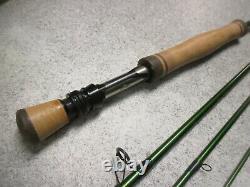 Sage Accel fly fishing pole 796-4 B