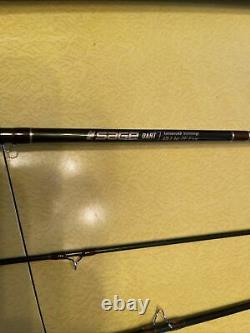 Sage Dart #476-3 Fly Fishing Rod 76 4 wt. New