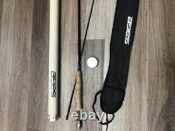 Sage RPL + 586 Graphite III Fly Rod 8 FT 6 IN, 3.3/16oz, #5 line