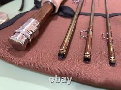 Sage SLT 586-4 86 5wt. 4-piece Fly Rod Beautiful Rod in Mint Condition