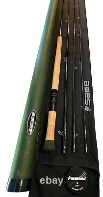 Sage X Two Handed 8130-4 Fly Fishing Spey Rod 8wt 13'0