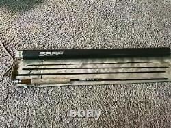 Sage Z-Axis 9ft 5wt 4 piece fly rod Excellent Condition
