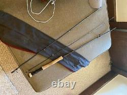 Scott STS 90813 3pc 9 8wt fly rod. Great condition
