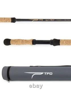 Tfo Temple Fork Outfitters Professional Series II 12'6 #6/7 Wt 4pc Spey Fly Rod