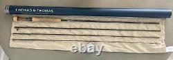 Thomas & Thomas Contact 1083-4 Euro Nymphing Fly Rod, 108, 3 Weight, Excellent