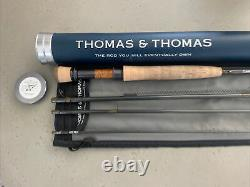 Thomas & Thomas Contact 1133-4 Euro Nymphing Fly Rod, 113 3 Weight, Excellent