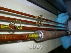 Very Rare, WRIGHT&MCGILL, Cane-Spin/Fly Rod, Granger Special. 8.5' 3/2 2-8lb/6wt