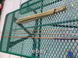 Vintage Early E. C Powell FLY ROD