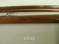Vintage, Old Faithful Rod Co. True Action Bamboo fly rod, W&M