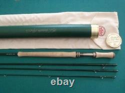 Winston Boron III MS 3wt 10'6 Trout Spey Fly rod