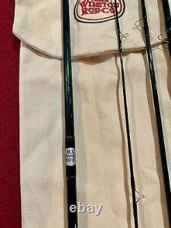 Winston Pure 9ft 5WT Fly Rod 4 Pieces