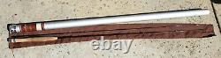 Belle, Légèrement Utilisé Russ Peak Graphite Fly Rod Pour La Collecte Et La Pêche