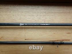 Epic 5 Poids 590c Carbon Fibre Fly Rod 9 Pied 4-piece Rod Excellent État