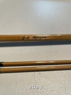 Jr Morgan Bamboo Bly Rod