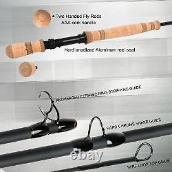 Maxcatch Two-hander Switch & Spey Fly Fishing Rods Action Rapide Im10 Carbon Blank