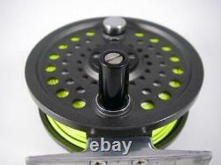 Orvis Battenkill Disc 3/4 Fly Reel Fabriqué En Angleterre Pour 3 4 Lignes Wt Rod
