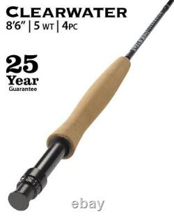 Orvis Clearwater 5-poids 8'6 Fly Rod