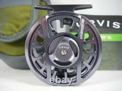 Orvis Hydros Sl I Large Arbor Fly Reel Great Pour 1 À 4 Wt Rod