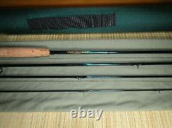 Orvis Pm-10 843-4 Ps. 8' 4 3oz 3wt Fly Rod & J. Ryall Julianne #4 Reel Combo